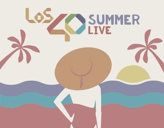 Los 40 Summer Live llegarán a San Fernando el próximo viernes 19