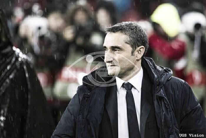"""Ernesto Valverde: """"Aduriz y Raúl juegan con el corazón"""""""