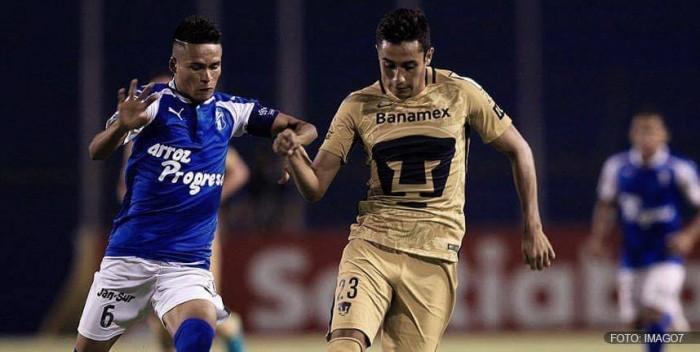 El andar de Pumas en primera fase de 'Concachampions'