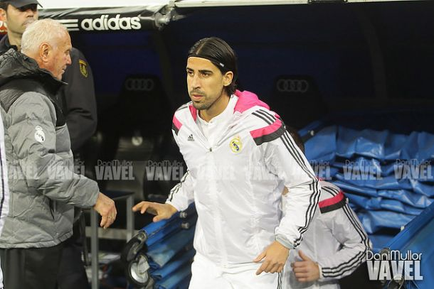 """Khedira buscará """"nuevos estímulos"""" lejos del Real Madrid"""