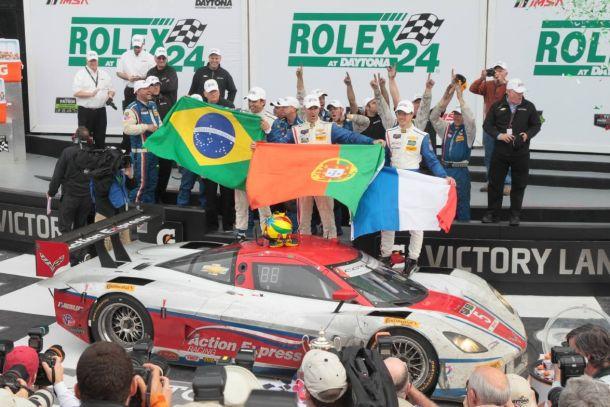 Christian Fittipaldi vence as 24 horas de Daytona