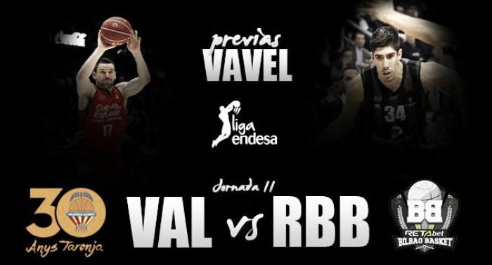 Previa Valencia Basket - RETAbet Bilbao Basket: Europa no lo es todo
