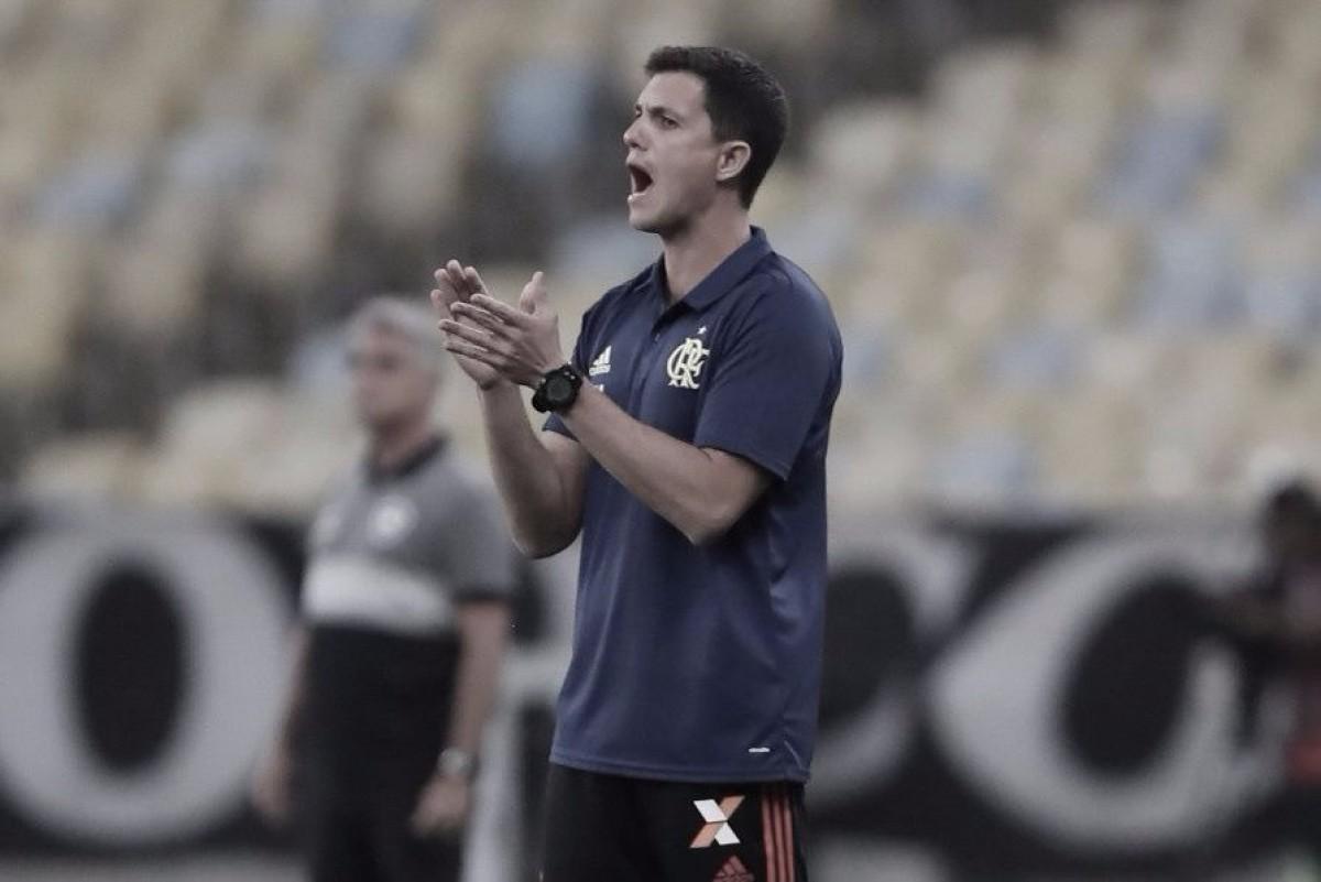 Barbieri celebra vitória contra Botafogo, e valoriza entrega dos jogadores no clássico