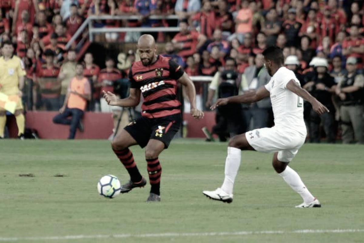 Felipe Bastos concorda com protesto da torcida e lamenta derrota do Sport na Ilha do Retiro
