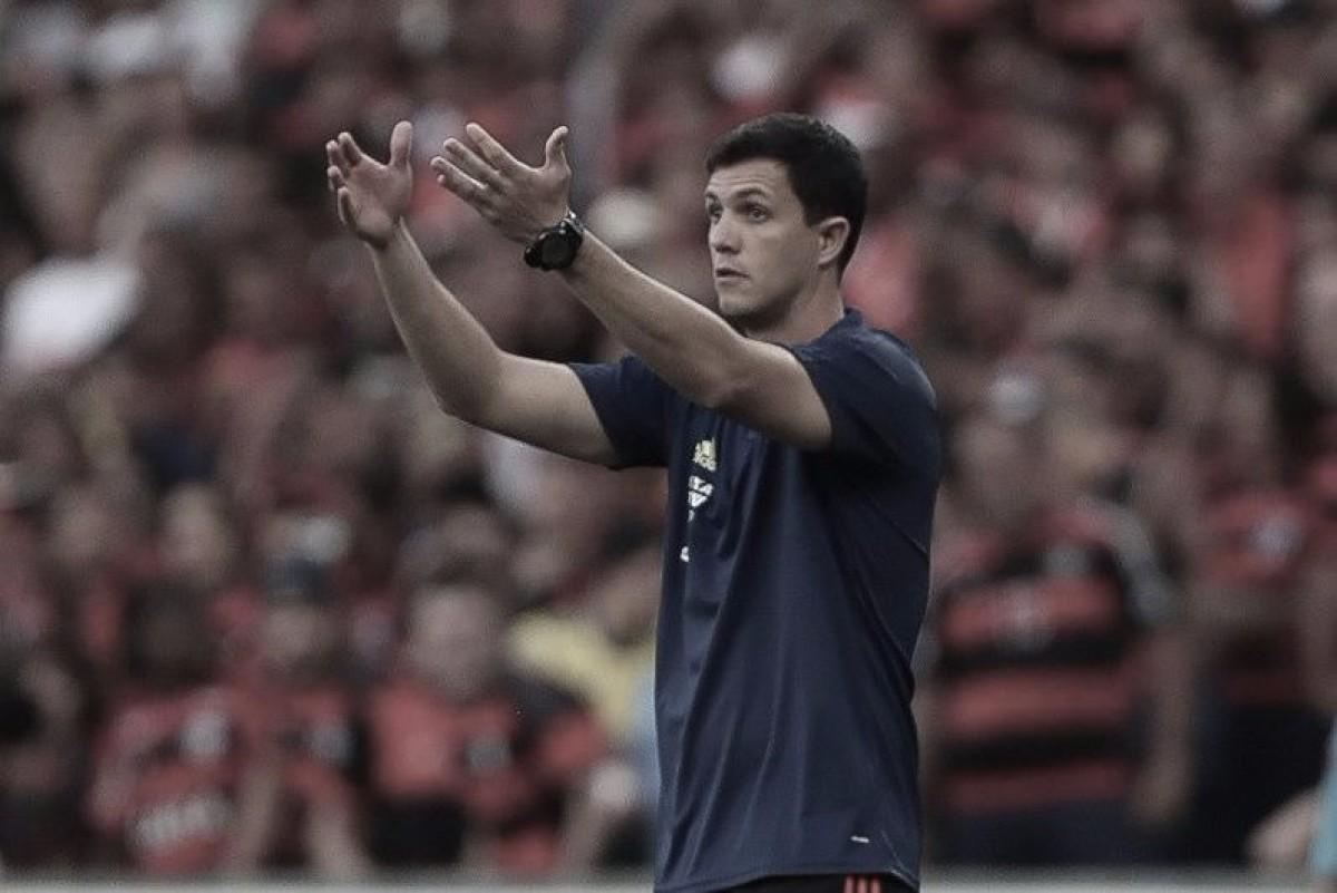 Barbieri elogia colombianos na goleada do Flamengo e destaca preparação para maratona