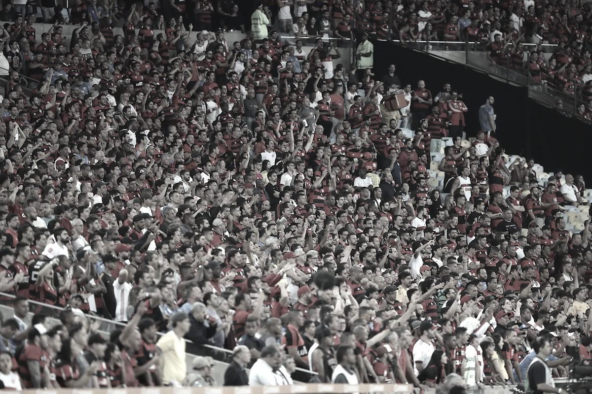 Com maior média de público no ano, Flamengo terá Maracanã lotado contra o Cruzeiro