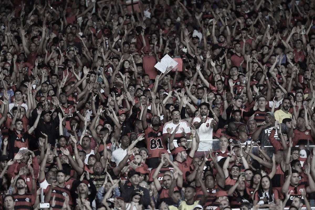 """Rubro-negros se mobilizam para """"derrubar"""" torcida única em Atlético-PR x Flamengo"""