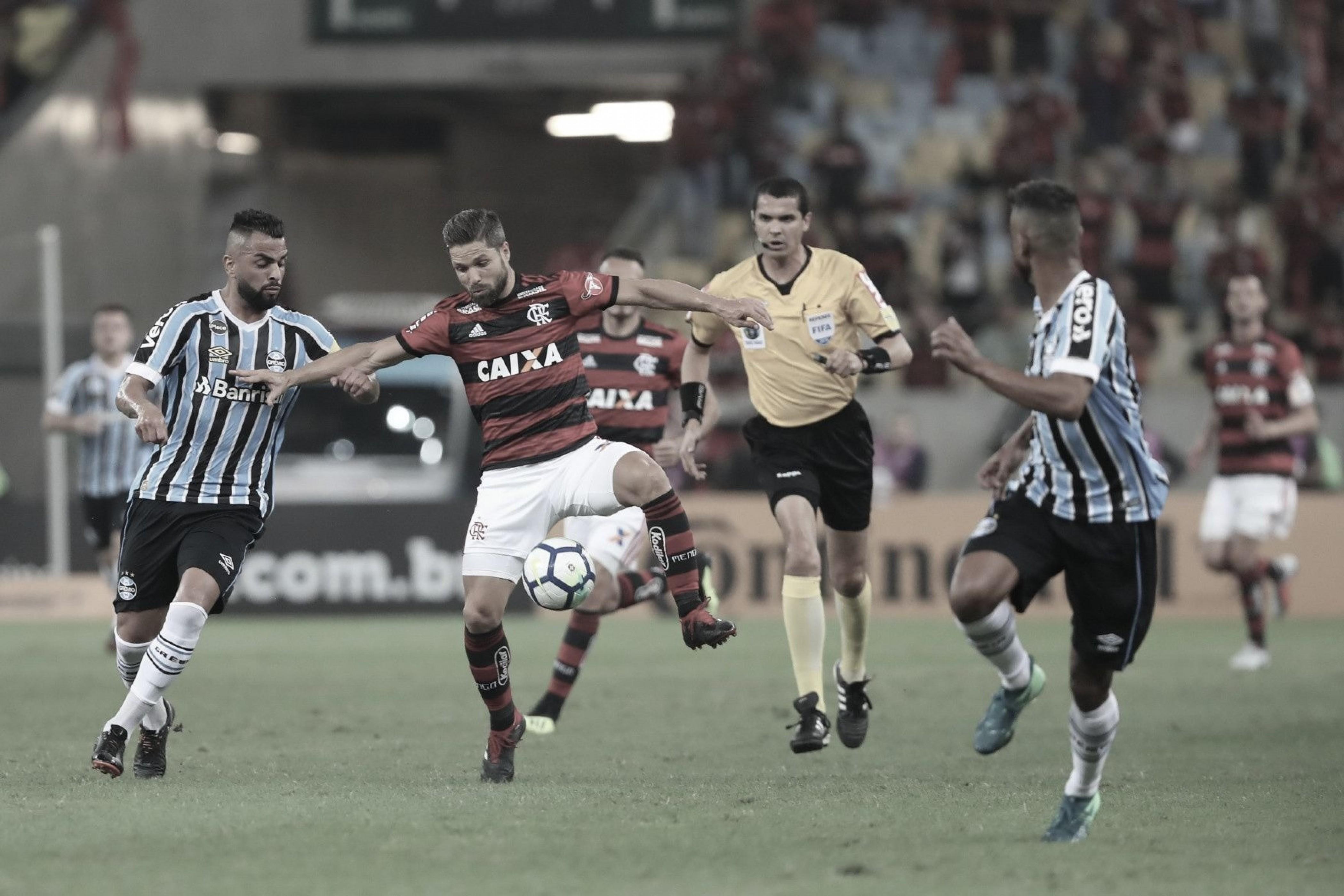 Sorteado para jogo da volta, Ricardo Marques é quem mais apita jogos do Flamengo em 2018