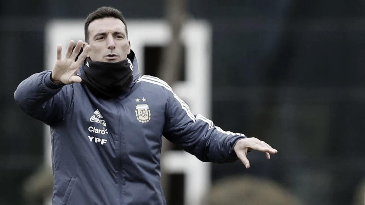 "Lionel Scaloni: ""El que piense que Argentina va a clasificar tranquilamente al Mundial, arranca mal"""