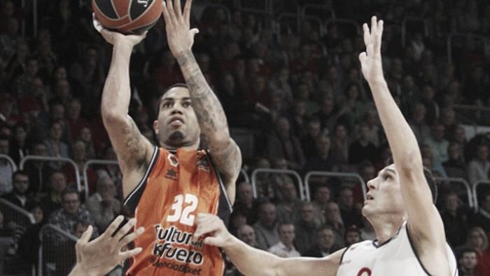 Valencia Basket deja escapar la victoria en Alemania