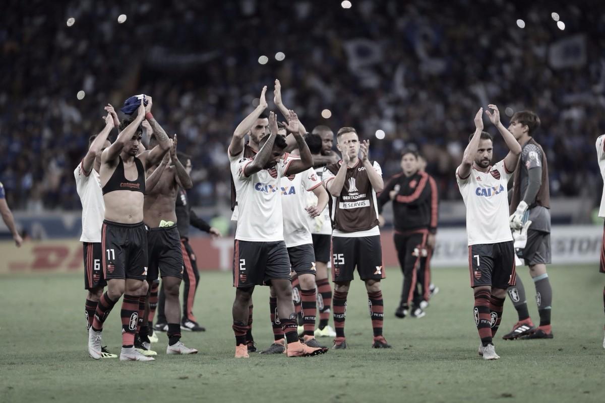 Perda da liderança, eliminação na Libertadores e alento na Copa do Brasil: o agosto do Flamengo