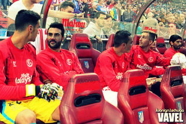 Cuatro sevillistas en partidos internacionales