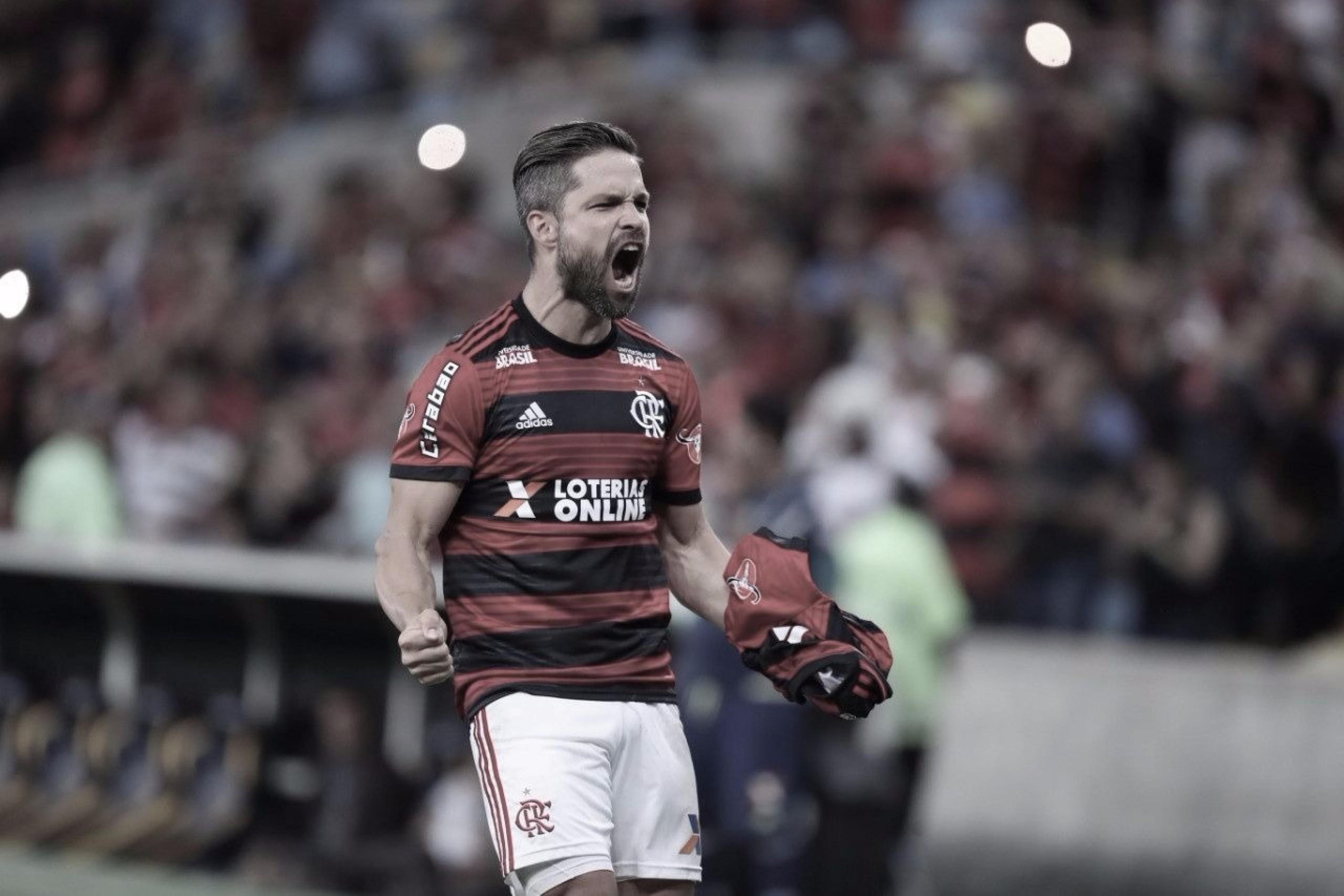 Amuleto: Flamengo está invicto nas partidas em que Diego marcou pelo clube