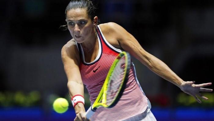 WTA Dubai: niente da fare per Roberta Vinci, la Shvedova s'impone in tre set