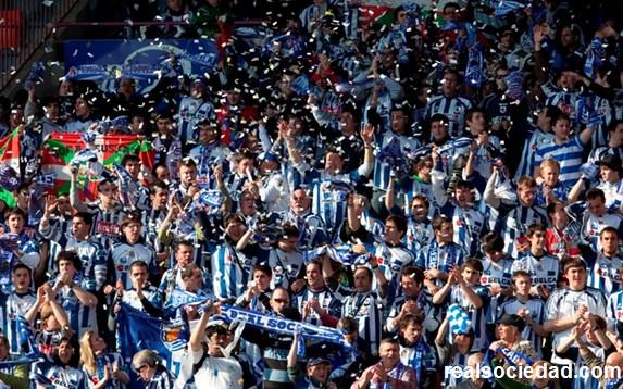 La Real iniciará la Liga con 25.681 socios