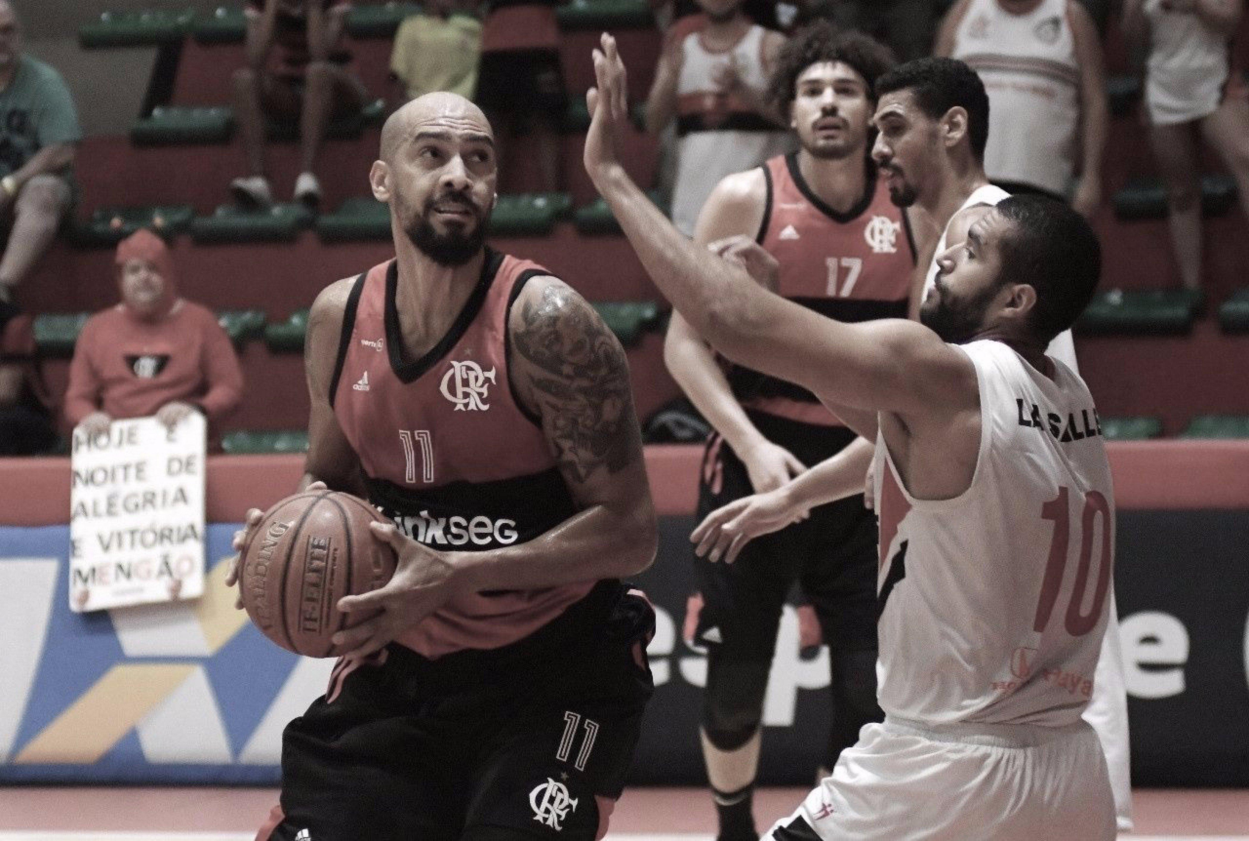 Melhores equipes da primeira fase, Flamengo e Botafogo farão a final do Carioca de basquete