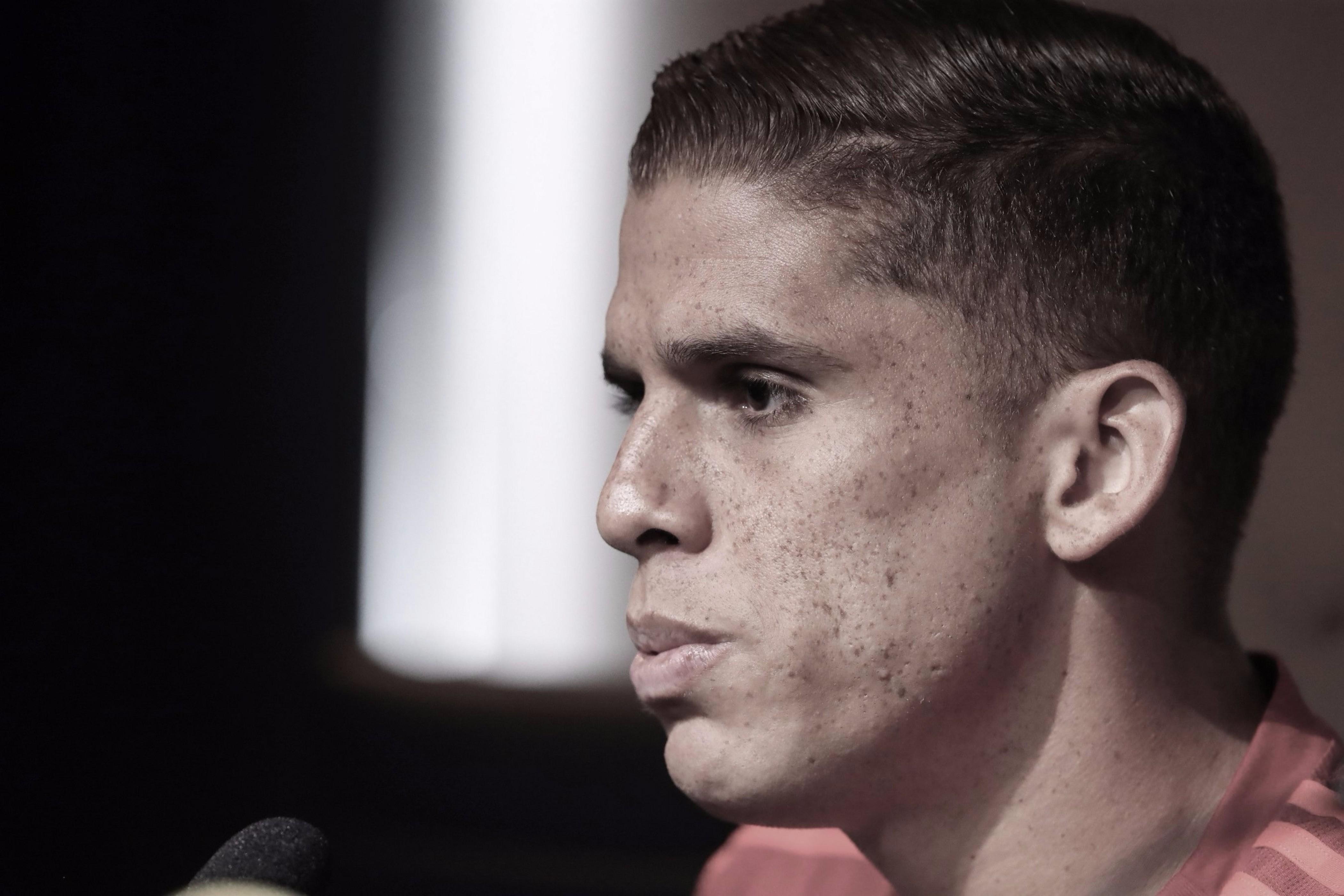 """Cuéllar defende trabalho de Barbieri e comemora semana livre: """"Muito importante"""""""