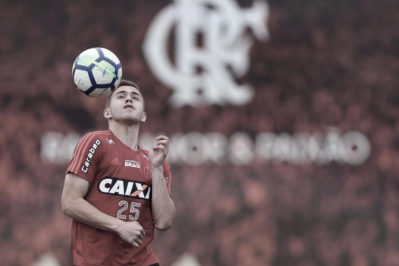 Piris da Motta é convocado por Osorio; Trauco e Cuéllar também podem desfalcar o Flamengo