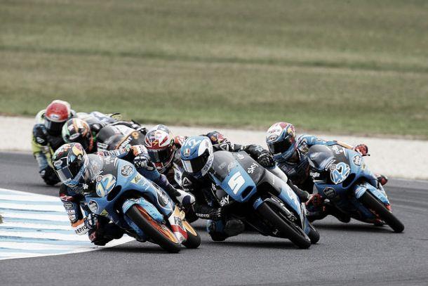 Clasificación de Moto3 del GP de Malasia 2014 en vivo y en directo online