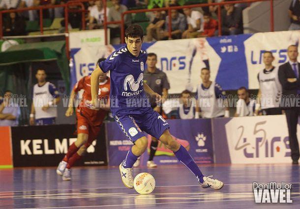 Rubén Orzáez, cedido hasta final de temporada en Aspil-Vidal Ribera
