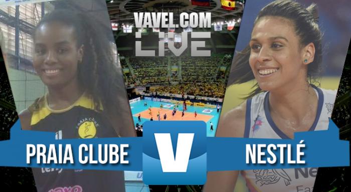 Praia Clube x Vôlei Nestlé ao vivo e online pela Superliga 2016/17