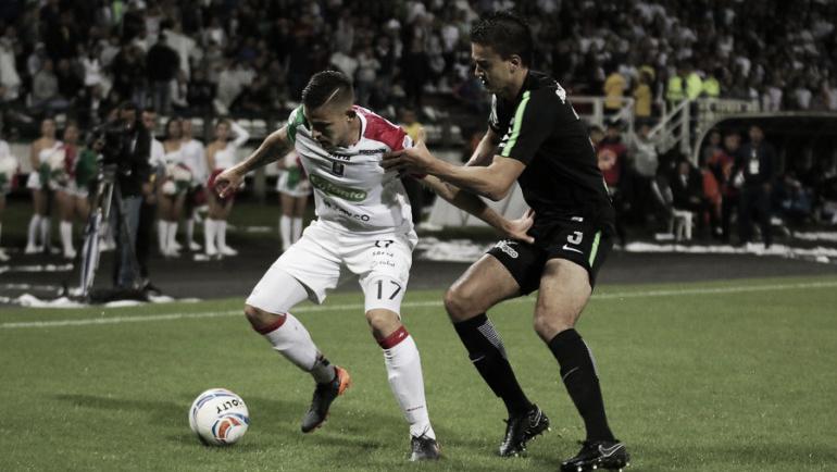Once Caldas y Atlético Nacional empataron y dejaron la todo para el juego de vuelta
