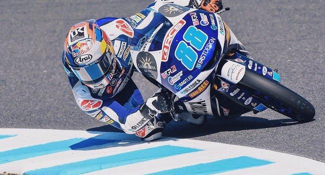 Moto3: Décima pole del año para Jorge Martín