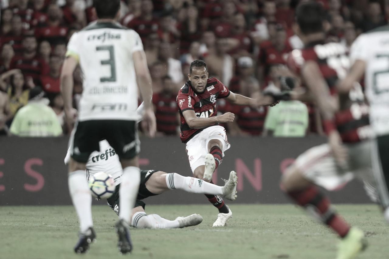 Utilizado por Dorival, Geuvânio pode ser mais um recuperado pelo treinador no Flamengo