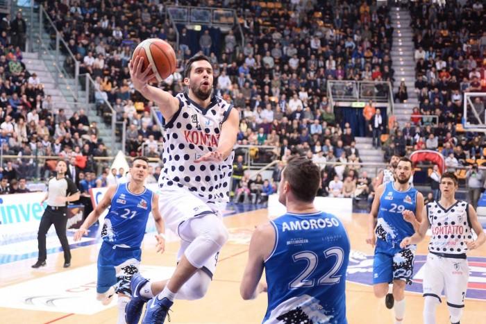 Serie A2, Girone Est: I risultati dell'11^ giornata d'andata