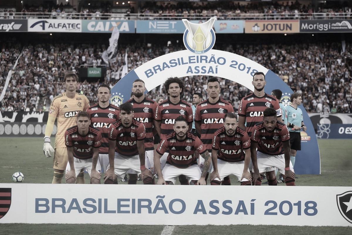 Caso vença o Santos, Fla garantirá presença na Libertadores pelo terceiro ano seguido após 35 anos