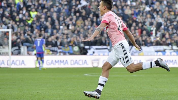 Juventus forza quattro
