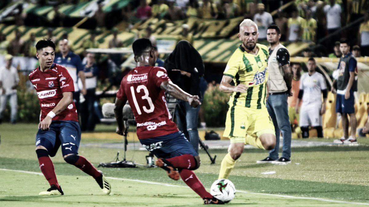 Independiente Medellín perdió ante Atlético Bucaramanga, pero avanzó a semifinales