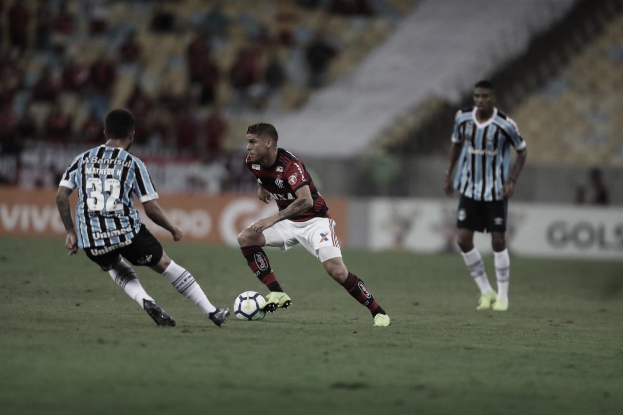 Invicto como mandante no Brasileirão, Flamengo encara reservas do Grêmio no Maracanã