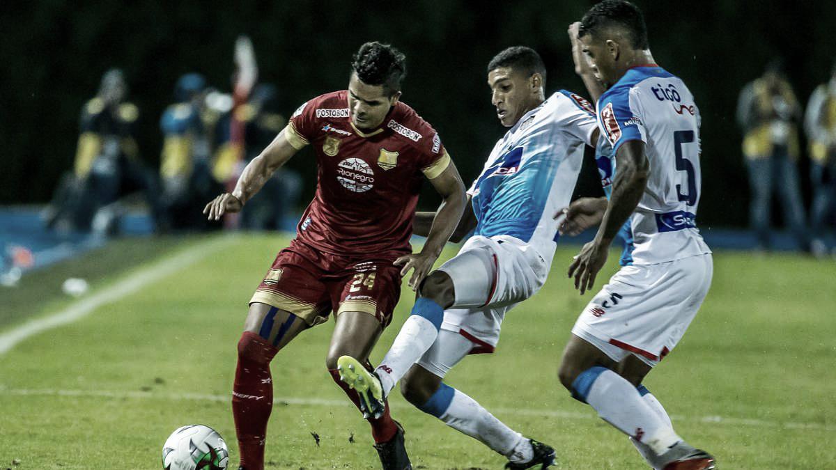Junior venció a Rionegro Águilas y dio el primer paso hacia la final