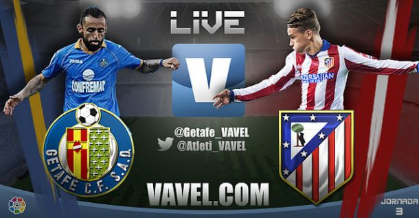 Partido Atletico Madrid Vs Getafe En Vivo
