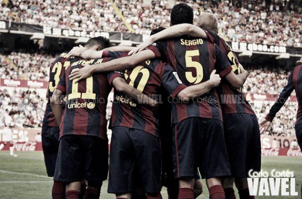 Puntuaciones Athletic Club - FC Barcelona: final Copa del Rey 2015