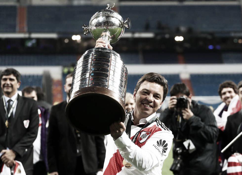 River y la Libertadores 2021, capítulo asegurado