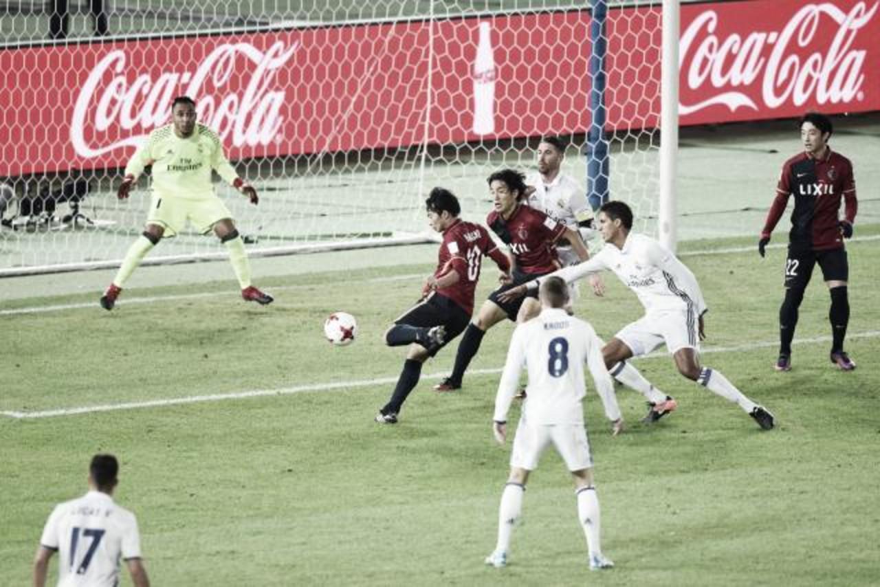 Resultado Real Madrid 3 x 1 pela semifinal do Mundial de Clubes da FIFA