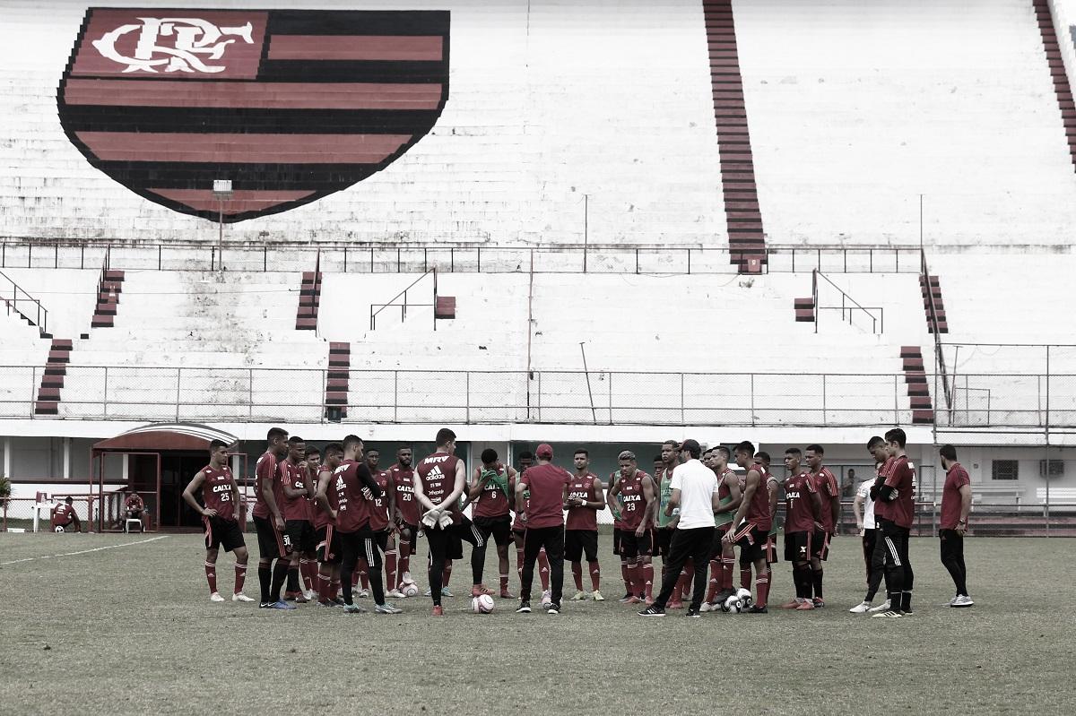 Atual campeão, Flamengo inicia a participação na Copa São Paulo contra o River-PI