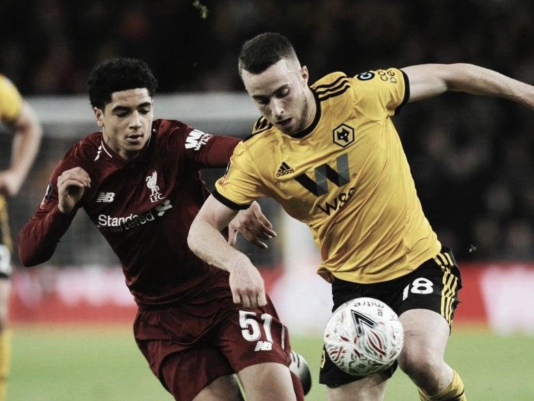 Resultado e gols Liverpool x Wolverhampton pela Premier League 2019 (2-0)