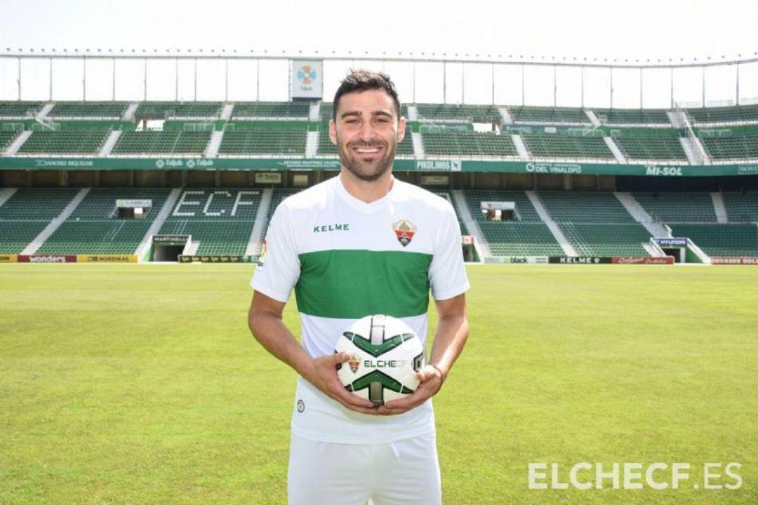 Benja Martínez al Hércules cedido hasta final de temporada