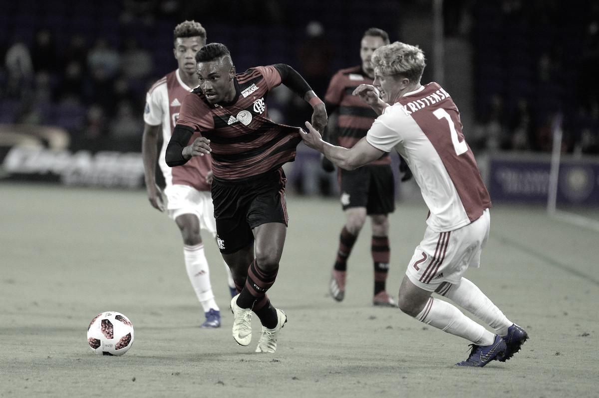 Resultado e gol Flamengo 1x0 Eintracht Frankfurt na Flórida Cup 2019