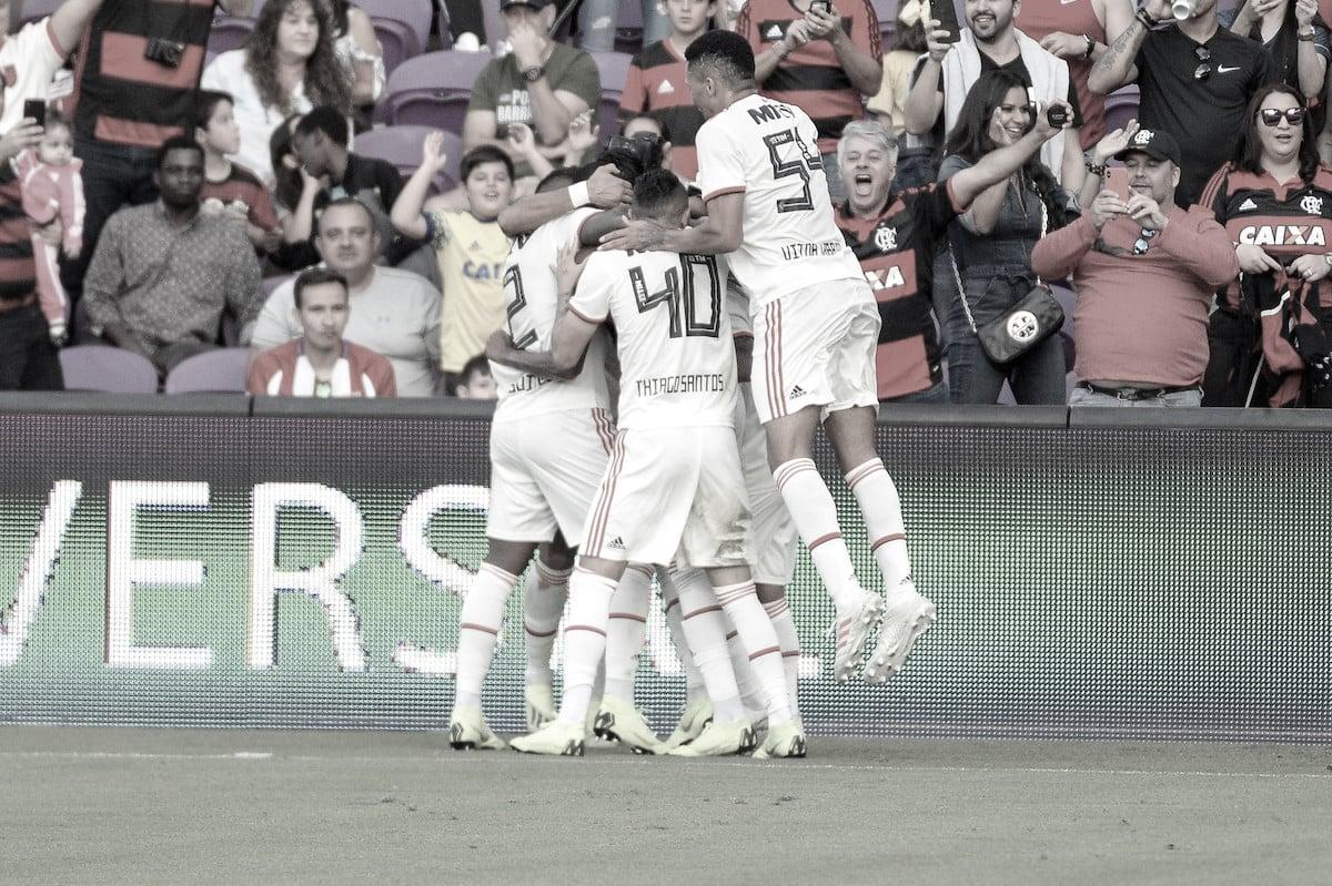 Flamengo derrota Eintracht Frankfurt e conquista o título da Florida Cup