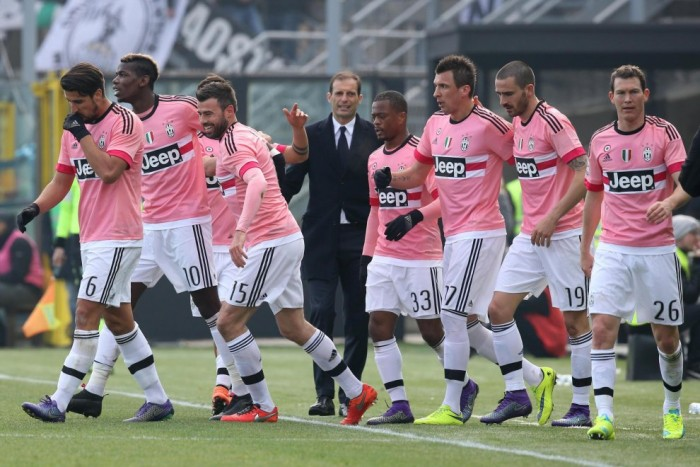 Juve ok a Bergamo, Atalanta sconfitta per 0-2