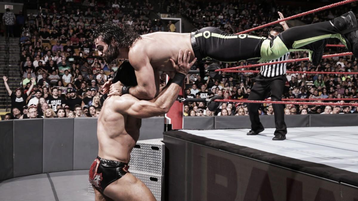 Resultados RAW 9 de julio de 2018: Extreme Rules a la vuelta de la esquina