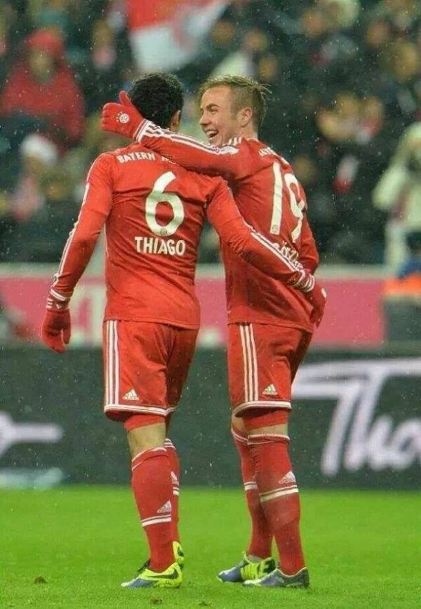 Le super Bayern est de retour !