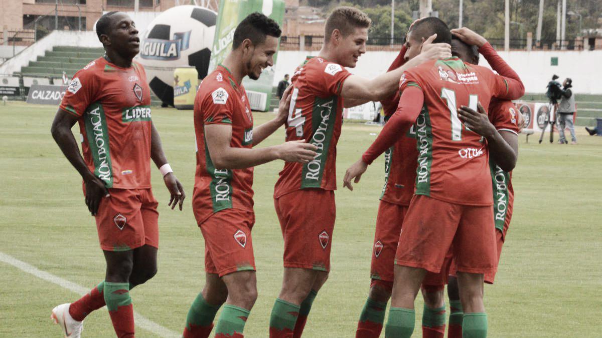 Jaguares perdió contra Patriotas de Boyacá y quedó comprometido en la tabla del descenso