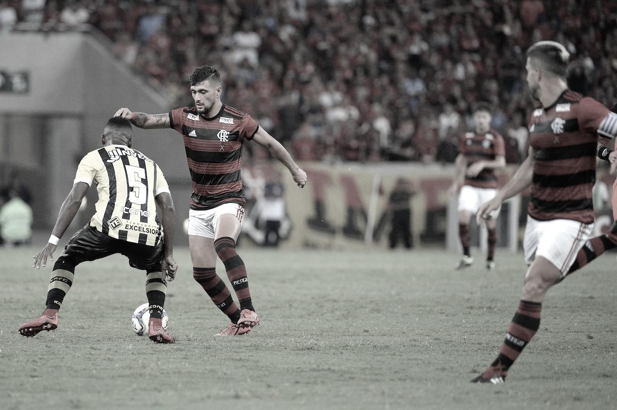 Análise: Arrascaeta e Piris pedem passagem na equipe titular do Flamengo
