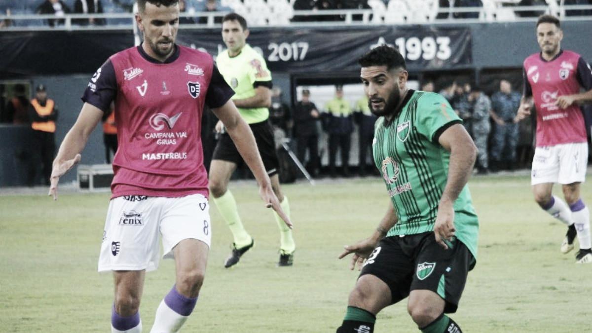 Villa Dálmine busca los tres puntos en San Juan