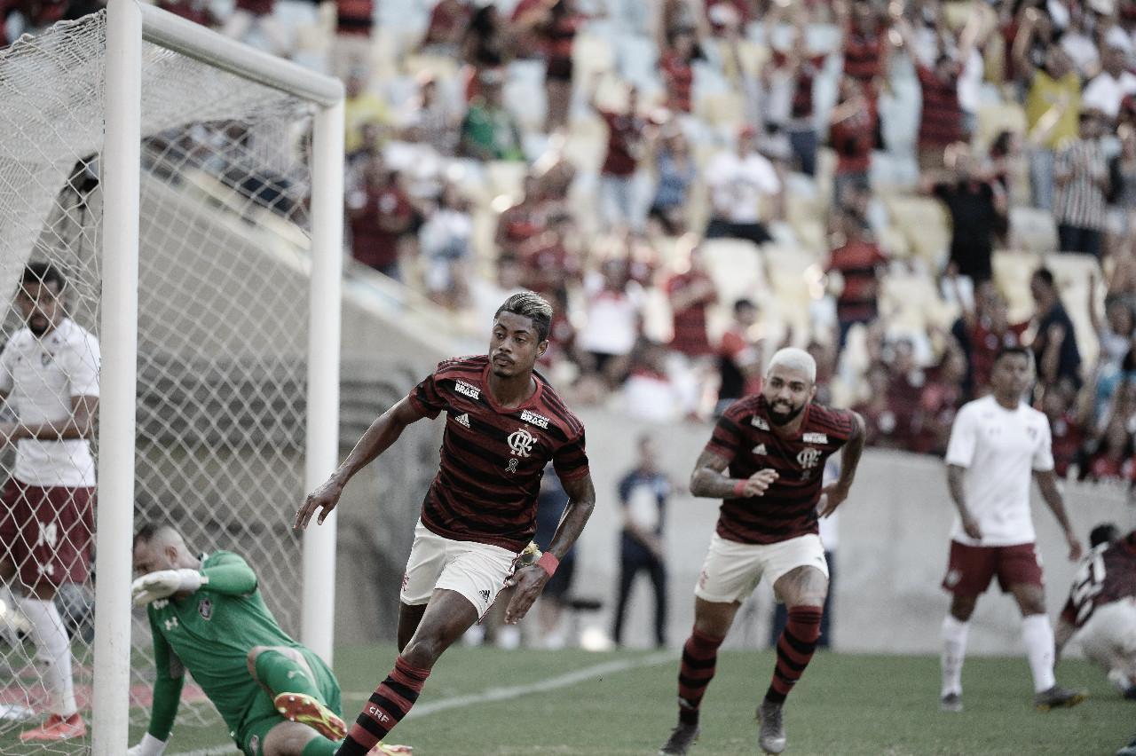 Gabigol e Bruno Henrique dominam artilharia do Flamengo e do Brasileirão